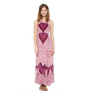 Free People You Made My Day Print Maxi Dress